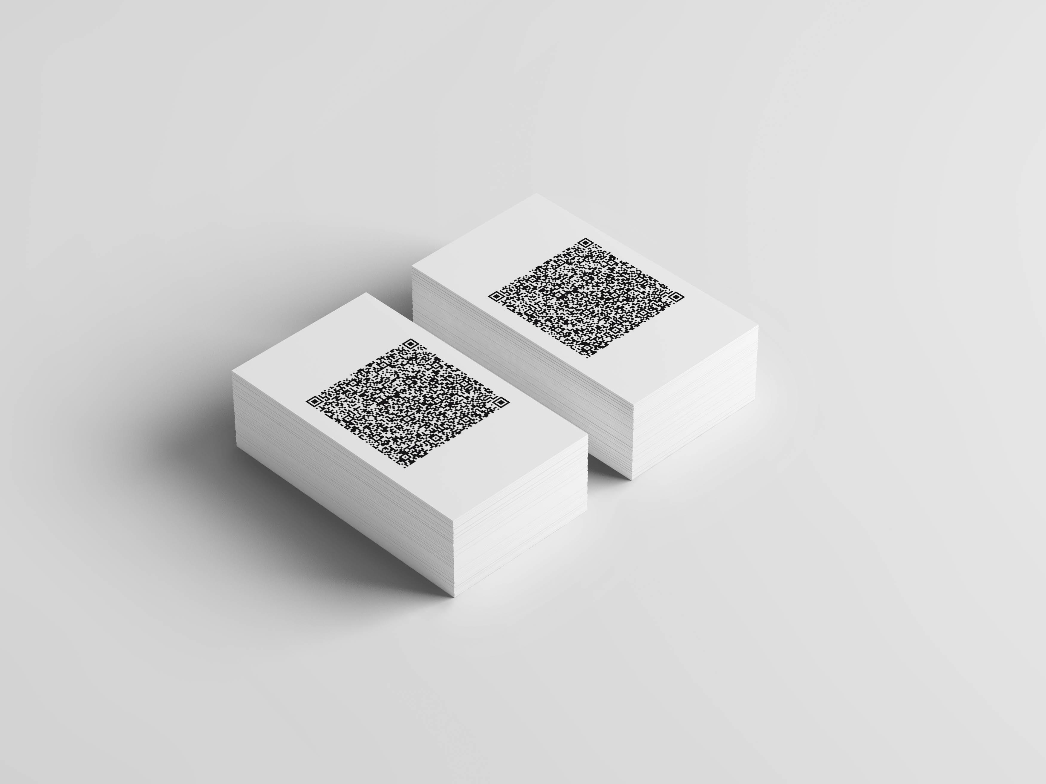 Как сделать визитку с QR-кодом? - Лайфхакер 6